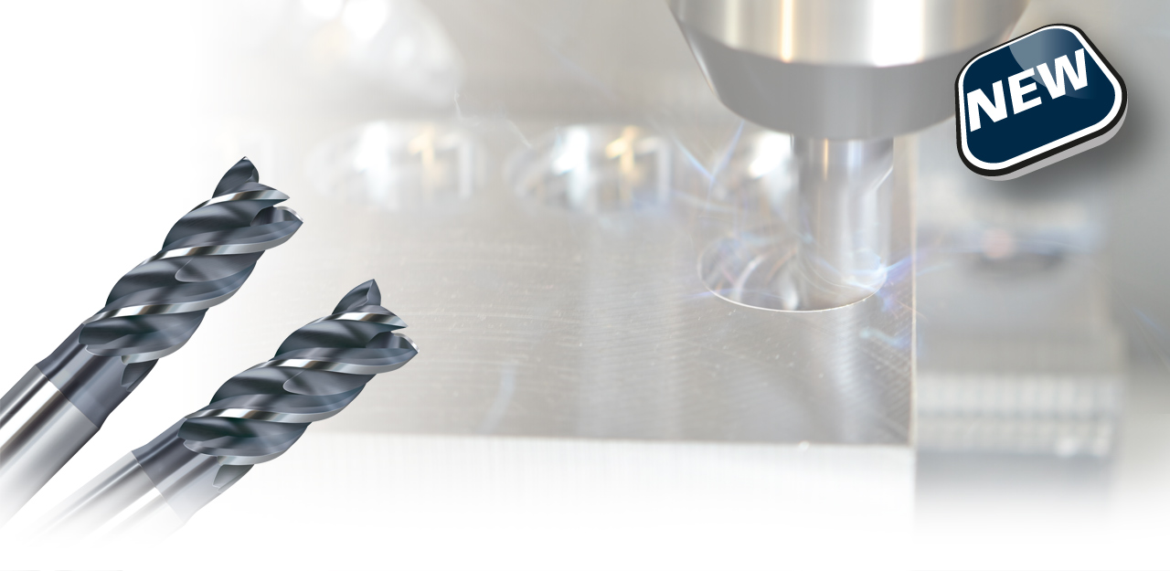 High-performance milling cutter NVDS For up to 15 times faster penetration