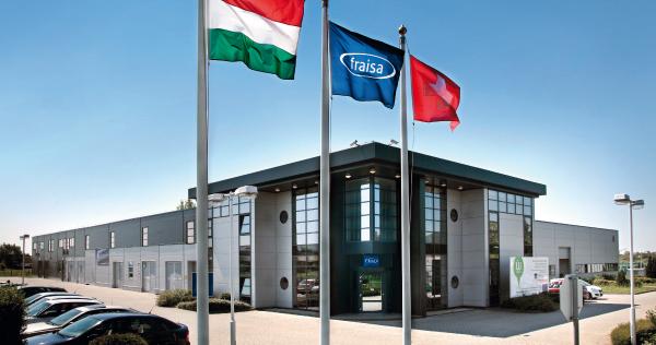 FRAISA Hungária KFT, Ungarn
